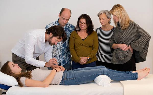 Ärzte für Akupunktur / Foto: Laurent Ziegler